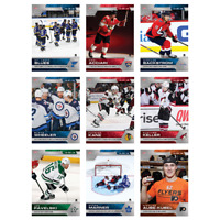 2019-20 NHL TOPPS NOW WEEK 12 9-Sticker Pack FREE Ship PR 831