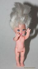"BARBIE * Vintage Sister Kelly Doll * 1994 Mattel * 4"" (10cm) Tall * Waves Arms *"
