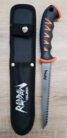 Rapsaw 6'' 150mm Rapid Cut JAB SAW Steel Blade & Carry case MDF Chipboard wood