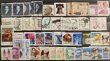 Etats Unies/USA, Lot de Timbres Oblitérés, Bien