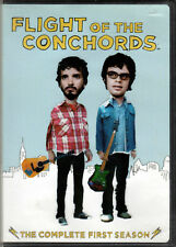 FLIGHT OF THE CONCHORDS Complete FIRST SEASON 1 on 2 DVD Concords TV Show SERIES