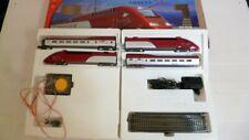 Mehano : Coffret  Tgv Thalys  + rails, transformateur ech ho.......