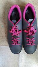 Shimano Xc5 Bike Cycling Shoes Gray/Magenta 44- New In Box