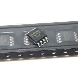 10Pcs W25Q64FVSSIG w25Q64FVSIG 25Q64FVSIG IC FLASH 64MBIT 104MHZ 8SOIC