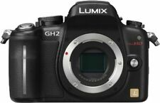 Panasonic Digital Single-Lens Camera Lumix Gh2 Body 16050000 Pixel Black Dmc-Gh2