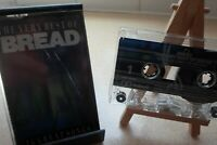 THE VERY BEST OF BREAD CASSETTE TAPE