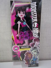 Monster High erstes Day Of schule Draculaura Puppe