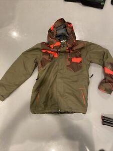Volcom Snowboard Jacket Lg