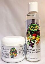 Essence de Beaute Foarming Cucumber Cleanser and Collagen & Vtm. E Cream Set