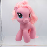 """8"""" Large Pinkie Pie Styling Glitter Hair My Little Pony MLP 2008"""