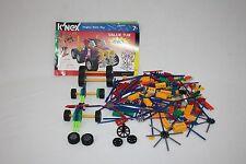 K'nex Building Toy Set Truck Wheels Connectors Mixed Lot