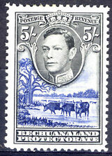Bechuanaland Postage Stamps