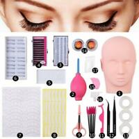 Lashes Kit False Eyelash Extensions Practice Set for Beginners - 3 Days Shipping