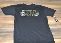 Star Wars Men's Big & Tall Graphic Tee Logo Style Officially Licensed T-Shirt