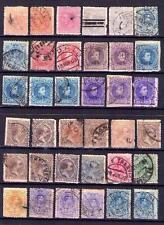 Handstamped Postage Stamps