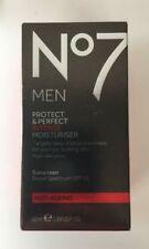 BOOTS No7 Men Protect & Perfect Intense Moisturizer SPF 15, - 1.69 oz