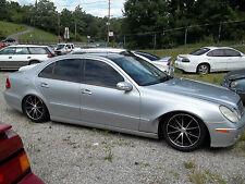 2003 Mercedes-Benz 500-Series E500  NO RESERVE! DO NOT MISS IT!