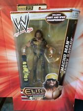 WWE Mattel Macho Man Randy Savage Elite Series 23 WWF
