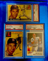 1954-1955 Topps Heritage #250-#2 Ted Williams-2013 Mike Trout Rookie of The Year