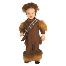 STAR WARS CHEWBACCA Disney 4 Piece Costume Halloween Toddler Boys 3T 4T NWT