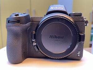 Nikon Z6 + Nikkor Z 24-70mm f/4 S + FTZ Adapter *VERY LOW 3,629 SHUTTER COUNT*