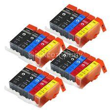 20 XL DRUCKERPATRONEN für CANON IP4850 IP4950 MG5150 MG5250 MG5350 MG6150 MG8150