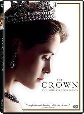 THE CROWN: Season 1 NETFLIX, Queen Elizabeth II, Claire Foy (2017, 4-Disc Set)