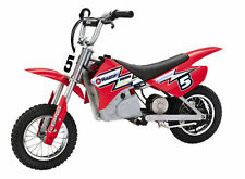 Razor Mx350 Dirt Rocket 24V Electric Motorcycle Bike | Red (For Parts)