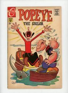 POPEYE #103 | Charlton | May 1905 | Vol 1 |