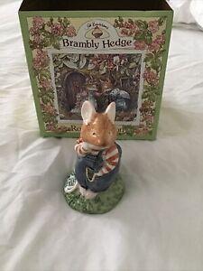 Brambly Hedge Royal Doulton Wilfred Toadflax, bnib