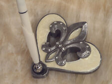 Ivory Fleur De Lis Pen Set Wedding Guest Book Pen Any Event Pen Set