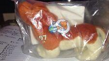 NIB Planet Plush Ice Jeremy Ronick #97 Stuffed Coyote by Janet Mozak #271