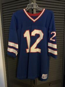 Jim Kelly Buffalo Bills Champion Jersey, Size XL