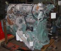 2005 Volvo VED12 Diesel Engine. All Complete and Run Tested.