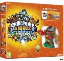 SKYLANDERS GIANTS - Booster Pack - Version WII