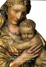 #3244 FD Program Christmas Madonna & Child Stamp