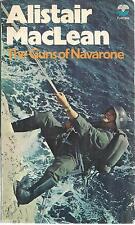 Guns of Navarone The Alistair MacLean paperback book very good 1971 printing