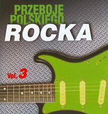 CD Przeboje polskiego rocka vol. 3 TURBO T.LOVE SIEKIERA