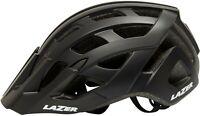 Casco bici MTB Lazer Roller matt nero opaco mountain bike helmet S-M