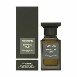 Tom Ford Tobacco Oud 50ml Edp 100% Genuine Brand New in Sealed Box