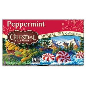 Celestial Seasonings Peppermint Tea
