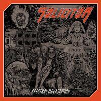 Sölicitör - Spectral Devastation (Black Vinyl) Vinyl LP NEU OVP VÖ 01.05.2020
