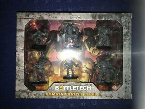 ComStar Battle Level II - BattleTech Clan Invasion Kickstarter (New)