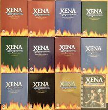Xena Warrior Princess - 12 Boxsets Series 1-6 DVD  * FREE DELIVERY * UK SELLER