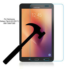 TemperedGlass Screen Protector For Samsung Galaxy Tab A 8.0 (2017) SM-T380/T385