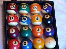 New listing Aramith Pro Pool Ball Set - Professional Grade! with Hard Case