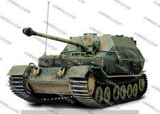 ♠1:32 UNIMAX-FORCES OF VALOR 80090 PORSCHE Sd.Kfz.184 ELEFANT♠*2006 LIMITED!!!♠