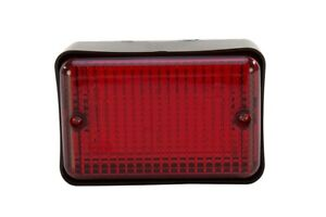 Land Rover LED Fog Lamp Red Assembly Part# BA9716