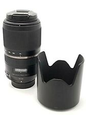 USED TAMRON Telephoto Zoom SP 70-300mm F4-5.6 Di VC USD TS for Nikon A030N EMS
