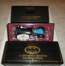 CORGI Batmobile 1/18 ROADSTER 1940 BATMAN FIGURE LIMITED